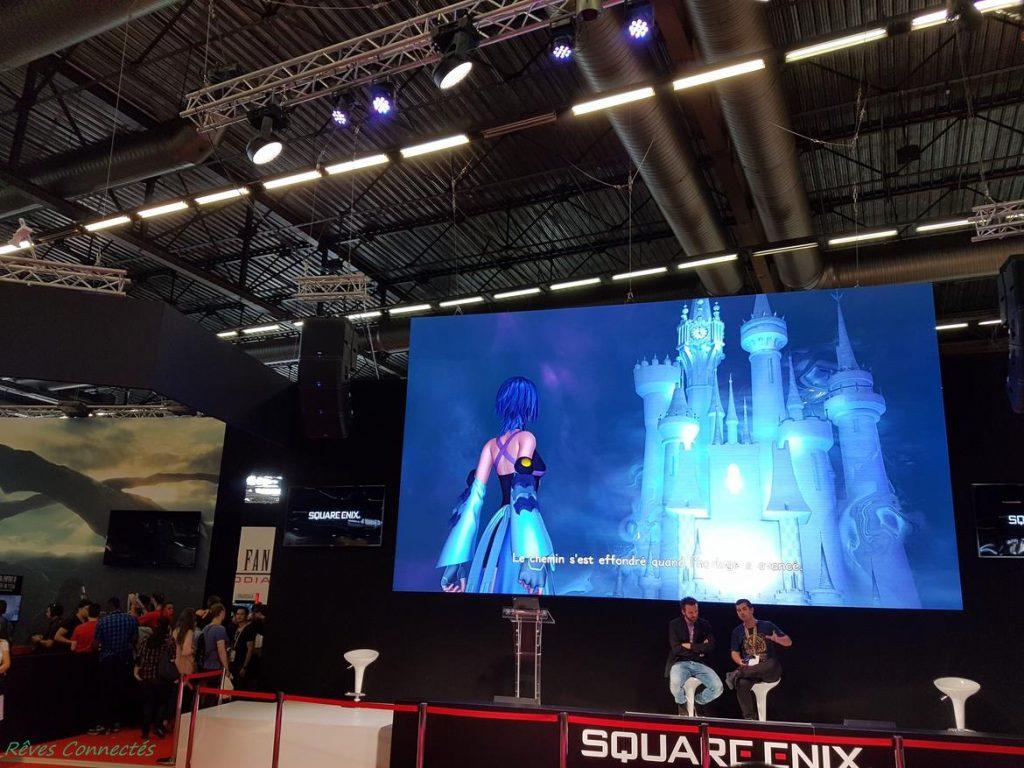 Japan Expo - Kingdom Hearts 2.8 HD PS4