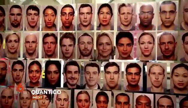 Quantico, nouvelle série à partir de mardi 12 juillet 2016 sur M6 à 21h. Thriller, Drame, Espionnage.
