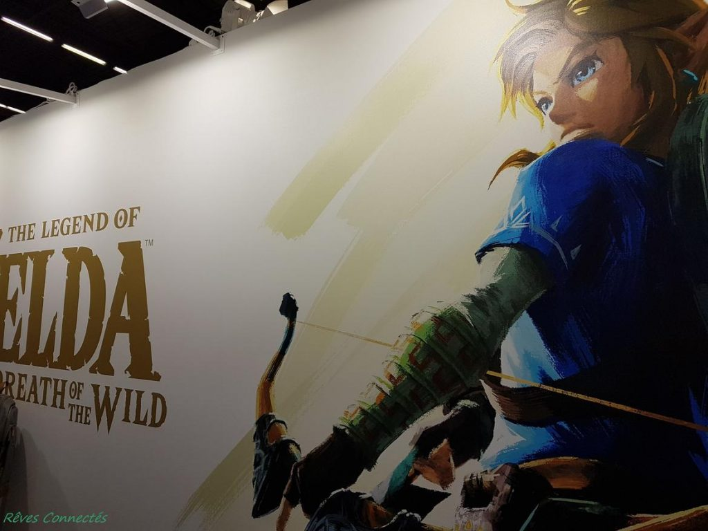 Japan Expo - Zelda