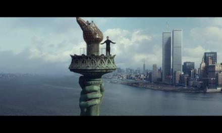 The Walk : Rêver plus haut. L'incroyable histoire de ce funambule qui a voulu traverser les sommets du World Trade Center.
