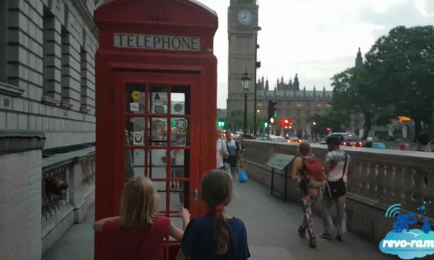 Le Revo-Rama à Londres / The Revo-Rama in London (part 1) (vidéo)