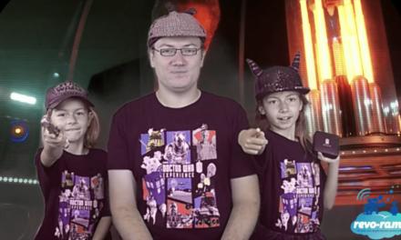 Le Revo-Rama à la Doctor Who Experience ! (Revo-Rama in London part 2) (vidéo)