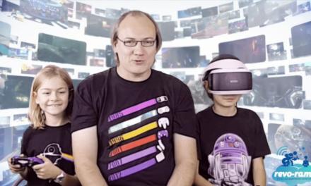Le Revo-Rama teste le Playstation VR, la réalité virtuelle sur PS4 ! (vidéo)