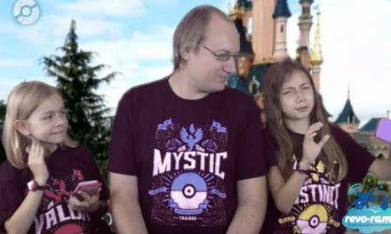 Le Revo-Rama teste Pokémon Go Plus à Disneyland Paris à l'occasion d'Halloween ! (vidéo)