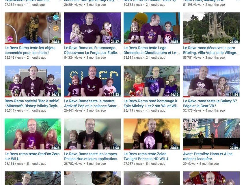 30 épisodes et plus de 1 300 000 vues pour le Revo-Rama. Merci !