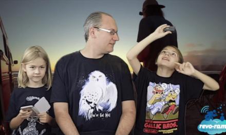 Le Revo-Rama teste la Go Pro Hero 5 Black au Parc Astérix pour Peur sur le Parc ! (vidéo)