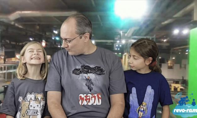 Le Revo-Rama à la Paris Games Week 2016 ! (vidéo)