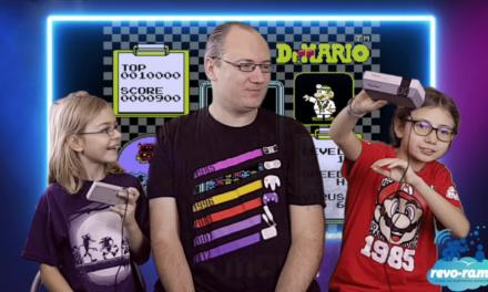 Le Revo-Rama teste la Nintendo Classic mini (vidéo)