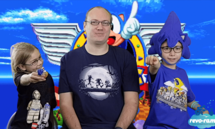 Revo-Rama spécial Sonic, 25ème anniversaire (vidéo)