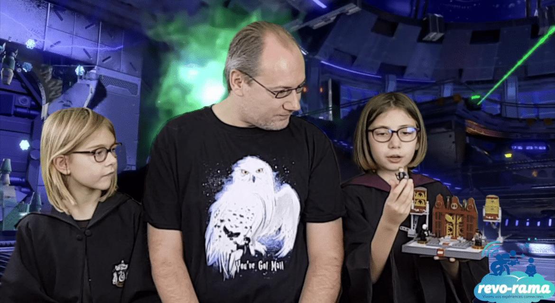 Le Revo-Rama teste Lego Dimensions Harry Potter / Les Animaux Fantastiques (vidéo)