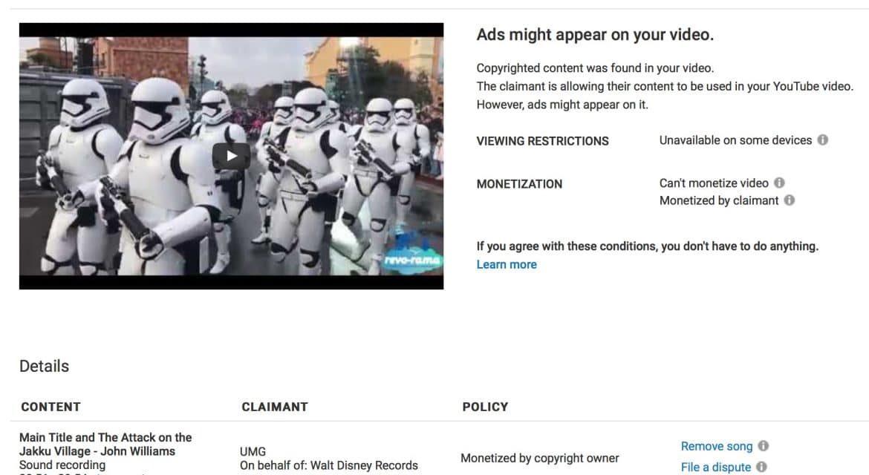 Robocopyright ou les errements de l'algorithme anti-piratage de Youtube (et des autres)
