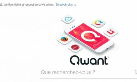 Google et Qwant il faut qu'on parle. Un mois avec Qwant. Les alternatives à Google.