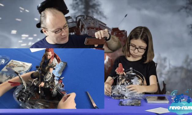 Le Revo-Rama teste l'édition collector de Horizon Zero Dawn sur PS4 (vidéo)