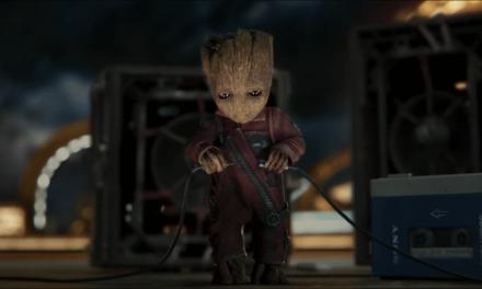 Les Gardiens de la Galaxie VOL.2. Bébé Groot crève l'écran dans cette excellente suite.