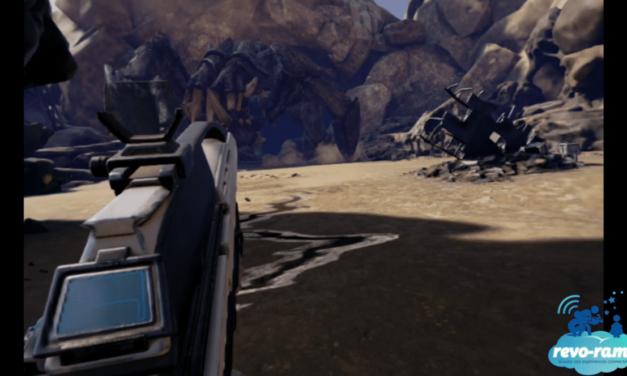 Le Revo-Rama teste Farpoint sur Playstation VR (vidéo)