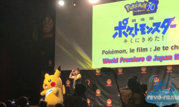 """Une Japan Expo 2017 marquée par l'avant première mondiale du film Pokémon """"Je te choisis"""", et d'autres découvertes manga et jeux vidéo."""