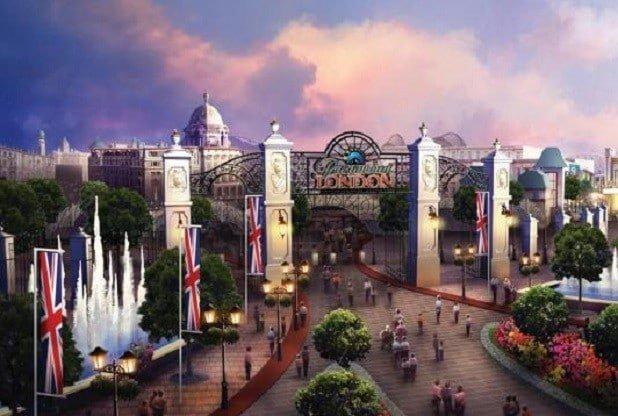 Que nous prépare la London Resort Company ? L'ex London Paramount Entertainment Resort sera-t-il le Universal Studios européen ?