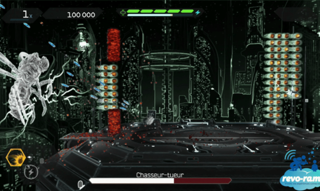 Revo-Rama Express Matterfall sur Playstation 4 (vidéo)