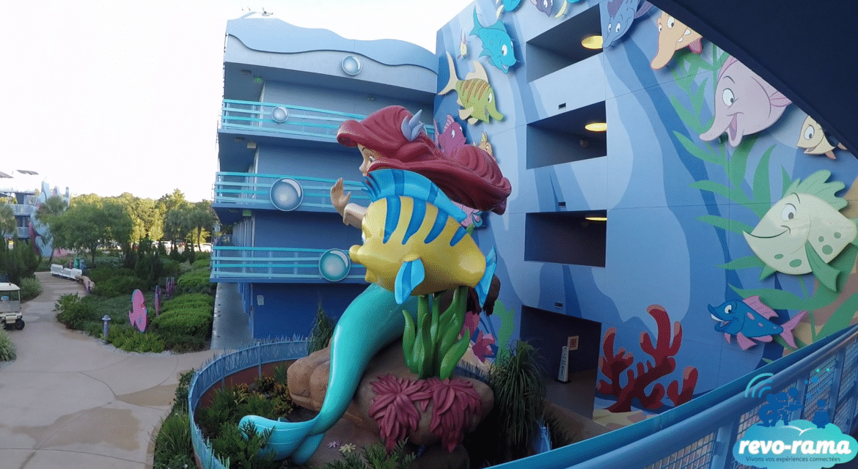 Le Revo-Rama au Disney's Art of Animation Resort de Walt Disney World – Partie 4 (vidéo)