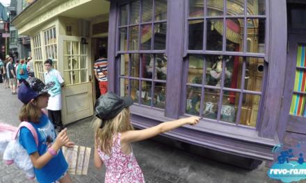 Le Revo-Rama teste Magic Bands, TapuTapu, Magic Wands de Walt Disney World et Universal Orlando – Partie 5 (vidéo)