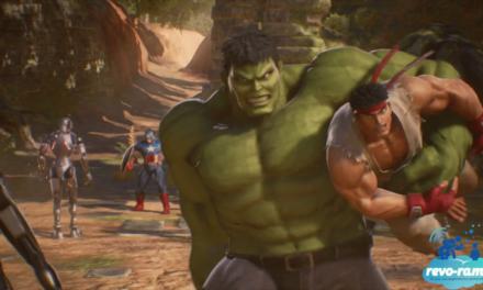 Revo-Rama Express Marvel vs Capcom Infinite sur Playstation 4 (vidéo)