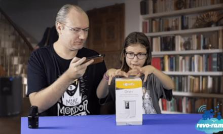Le Revo-Rama teste la solution Somfy ONE+ – sécurité connectée avec caméra HD et alarme (vidéo)