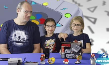 Le Revo-Rama teste la Super Nintendo (Super NES) Classic mini (vidéo)