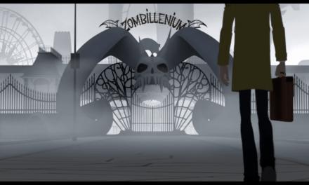 Zombillénium : le parc d'attraction dont on regrette qu'il n'existe qu'en BD et en film (et c'est déjà pas mal … pour l'instant).