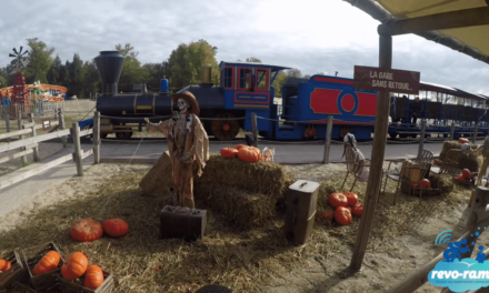 """Le Revo-Rama à """"L'épouvantable Mer de Sable"""" pour célébrer Halloween !  (vidéo)"""