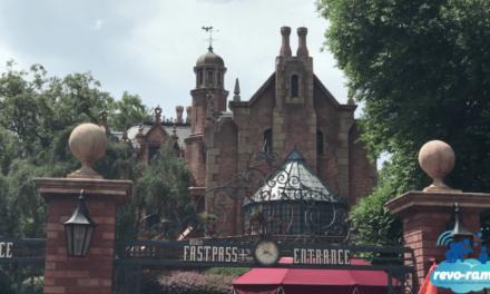 Le Revo-Rama au Magic Kingdom de Walt Disney World (2/3) – Partie 7 (Fantasyland et Liberty Square) (vidéo)