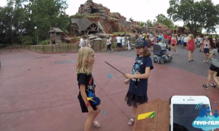 Le Revo-Rama au Magic Kingdom de Walt Disney World (3/3) – Partie 8 (vidéo)