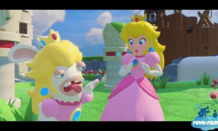 Revo-Rama Switch : DLC Zelda BotW – Mario et les Lapins crétins – mises à jour Splatoon 2 et ARMS (vidéo)