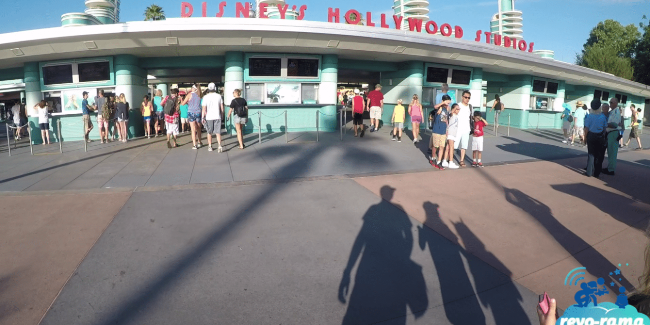 Le Revo-Rama aux Disney's Hollywood Studios de Walt Disney World – Partie 10 (vidéo)