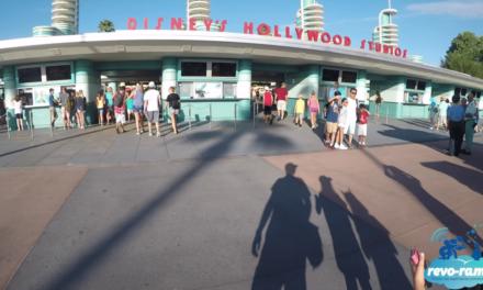 Le Revo-Rama aux Disney's Hollywood Studios de Walt Disney World – Partie 10 (vidéo)