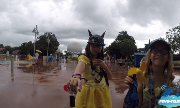 Le Revo-Rama à EPCOT – Walt Disney World – Partie 9 (vidéo)