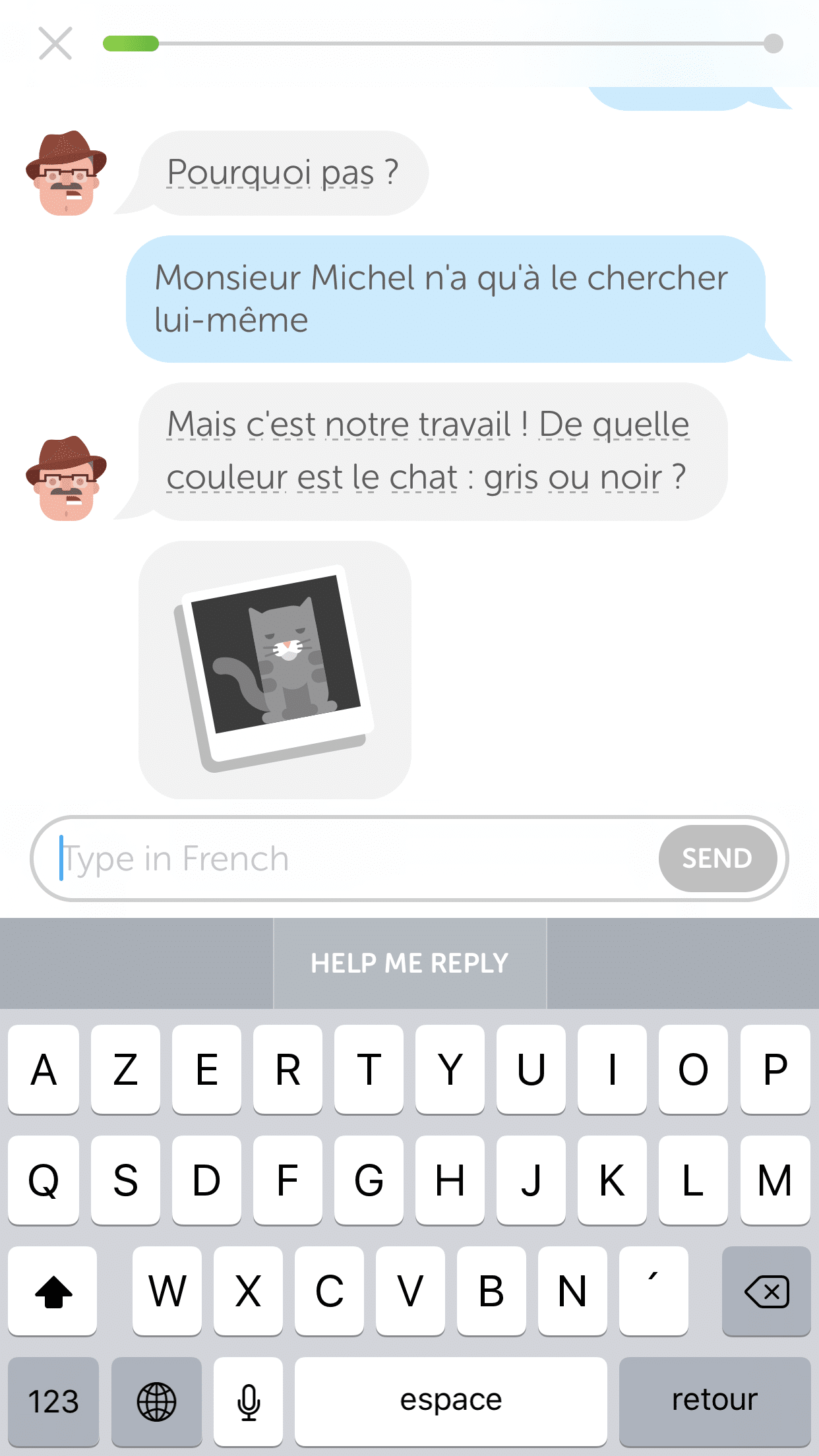 Duolingo-Chatbot