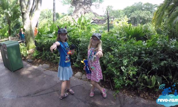 Le Revo-Rama aux Disney's Animal Kingdom de Walt Disney World – Partie 11 (vidéo)