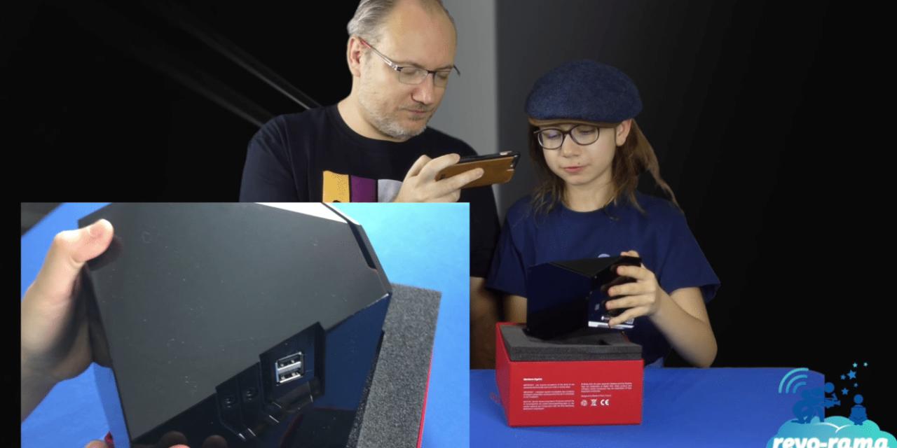 Le Revo-Rama teste Shadow by Blade, l'ordinateur dans les nuages. L'informatique de demain ? (2/2) (vidéo)