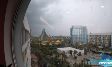 Le Revo-Rama au Cabana Bay Beach et au CityWalk d'Universal Orlando Resort – Partie 12 (vidéo)