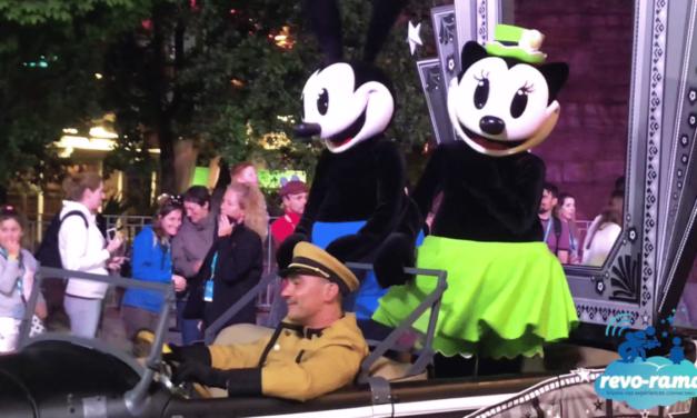 Le Revo-Rama à la soirée Disney Fandaze Inaugural Party de Disneyland Paris ! (vidéo)