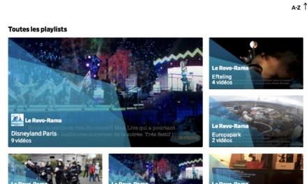 Pour les 16 ans du blog, retrouvez maintenant Le Revo-Rama sur Vimeo et Dailymotion !