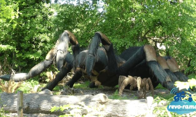 Le Revo-Rama au Zoo-Safari de Thoiry (vidéo)