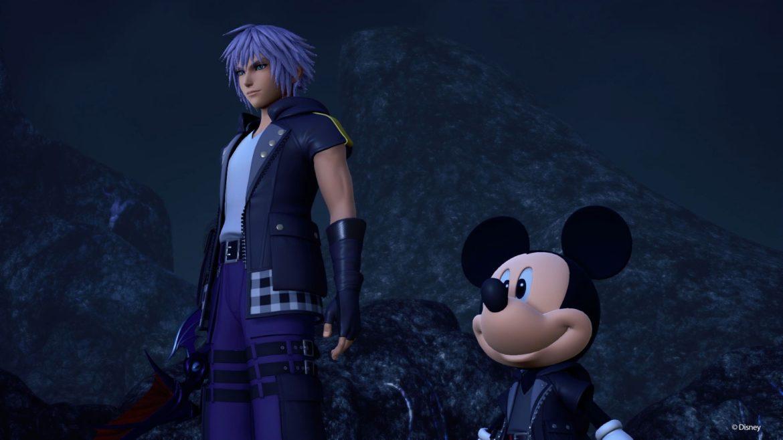 Kingdom Hearts 3 - Mickey et Riku