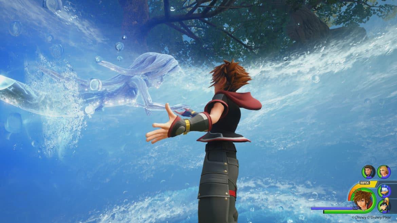 Kingdom Hearts 3 - Sora et Ariel