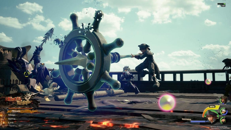 Kingdom Hearts 3 - Pirates des Caraïbes