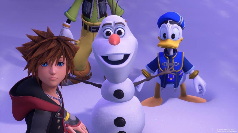 Kingdom Hearts 3 - La Reine des Neiges
