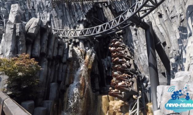 Le Revo-Rama à la découverte de Phantasialand ! (vidéo)