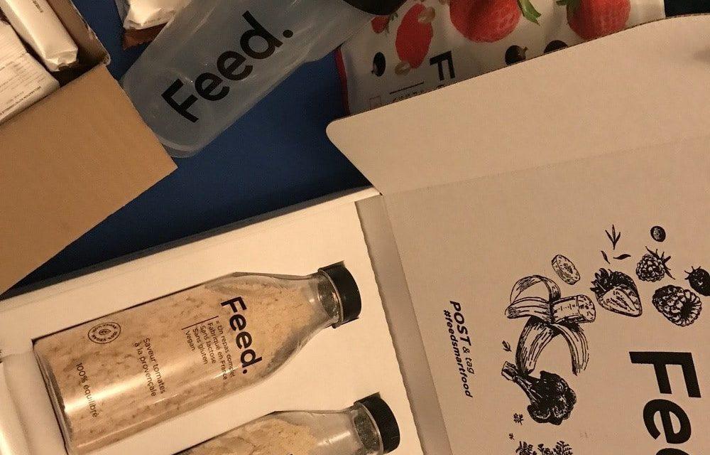 Peut-on se nourrir sans manger ? Le jour où j'ai voulu tester FEED… avant le bad buzz.