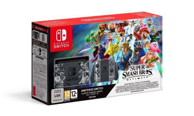 Pour Noël, Nintendo offre de nouvelles couleurs à la Switch.