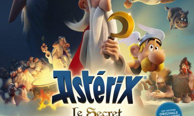 En cette fin d'année, faites le plein de potion magique au cinéma, à la TV, en jeux vidéo, en attendant les 30 ans du Parc Astérix.